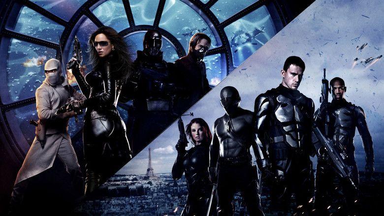 GI Joe: The Rise of Cobra movie scenes