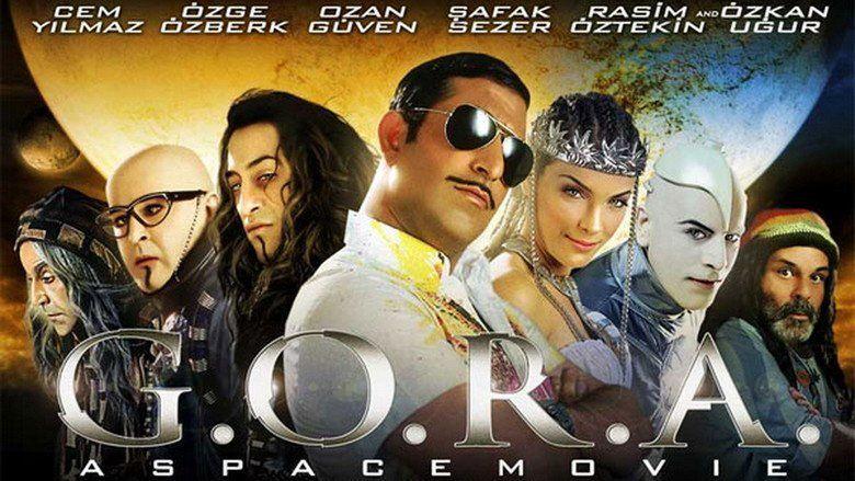 GORA movie scenes
