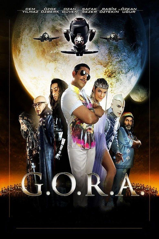 GORA movie poster