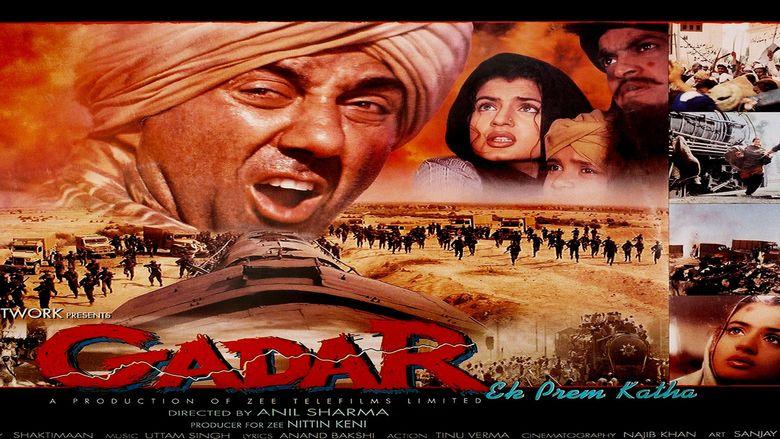 Gadar: Ek Prem Katha movie scenes