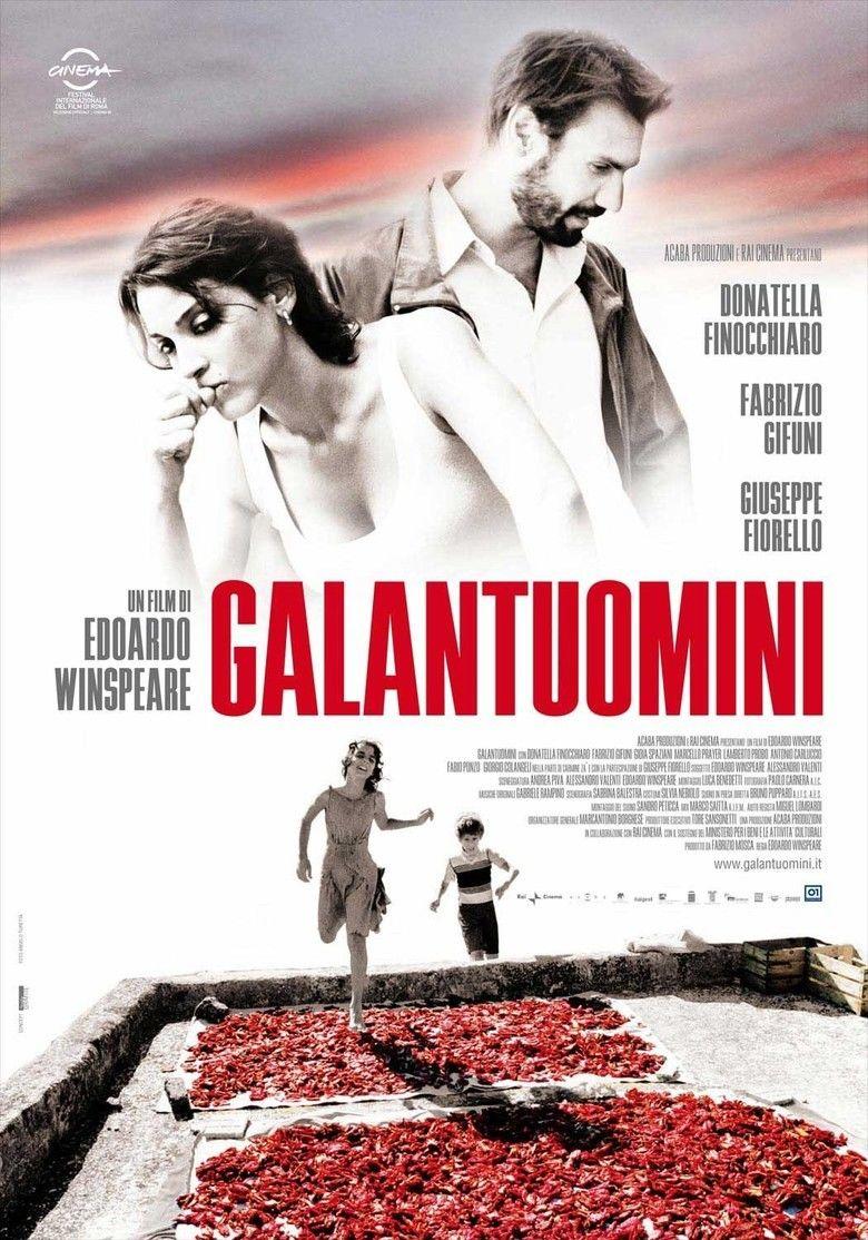 Galantuomini movie poster
