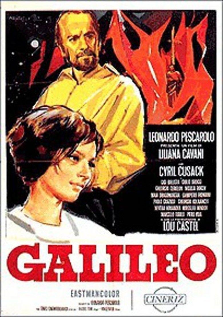 Galileo (1968 film) movie poster