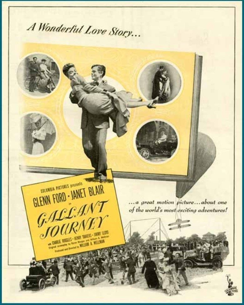 Gallant Journey movie poster