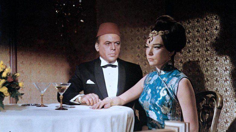 Gambit (1966 film) movie scenes