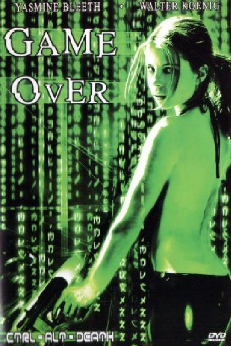 Game Over (2003 film) movie poster