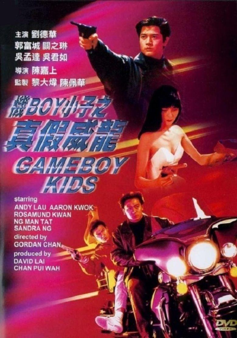 Gameboy Kids movie poster