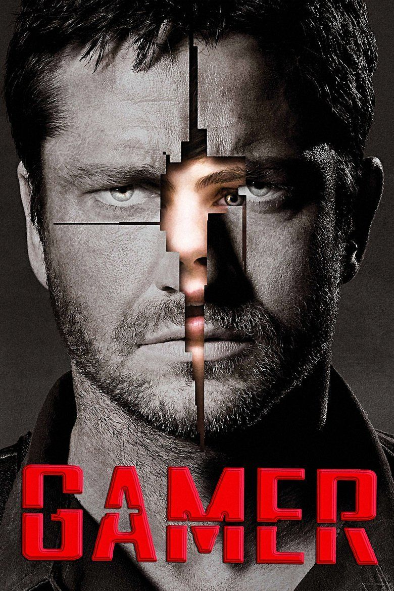 Gamer (film) movie poster