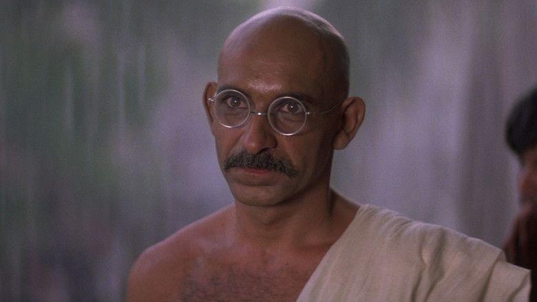 Gandhi (film) movie scenes