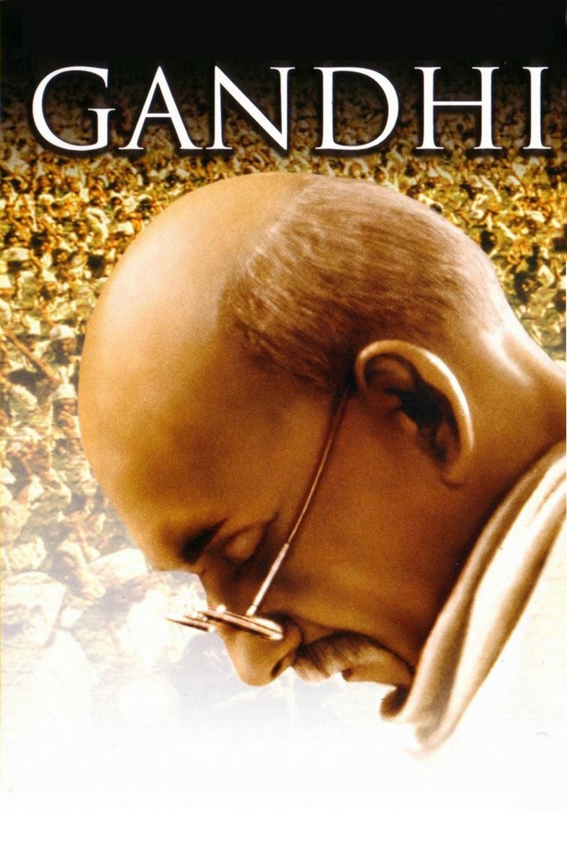 Gandhi (film) movie poster