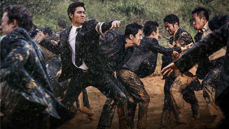 Gangnam Blues movie scenes