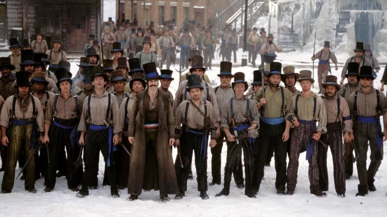 Gangs of New York movie scenes