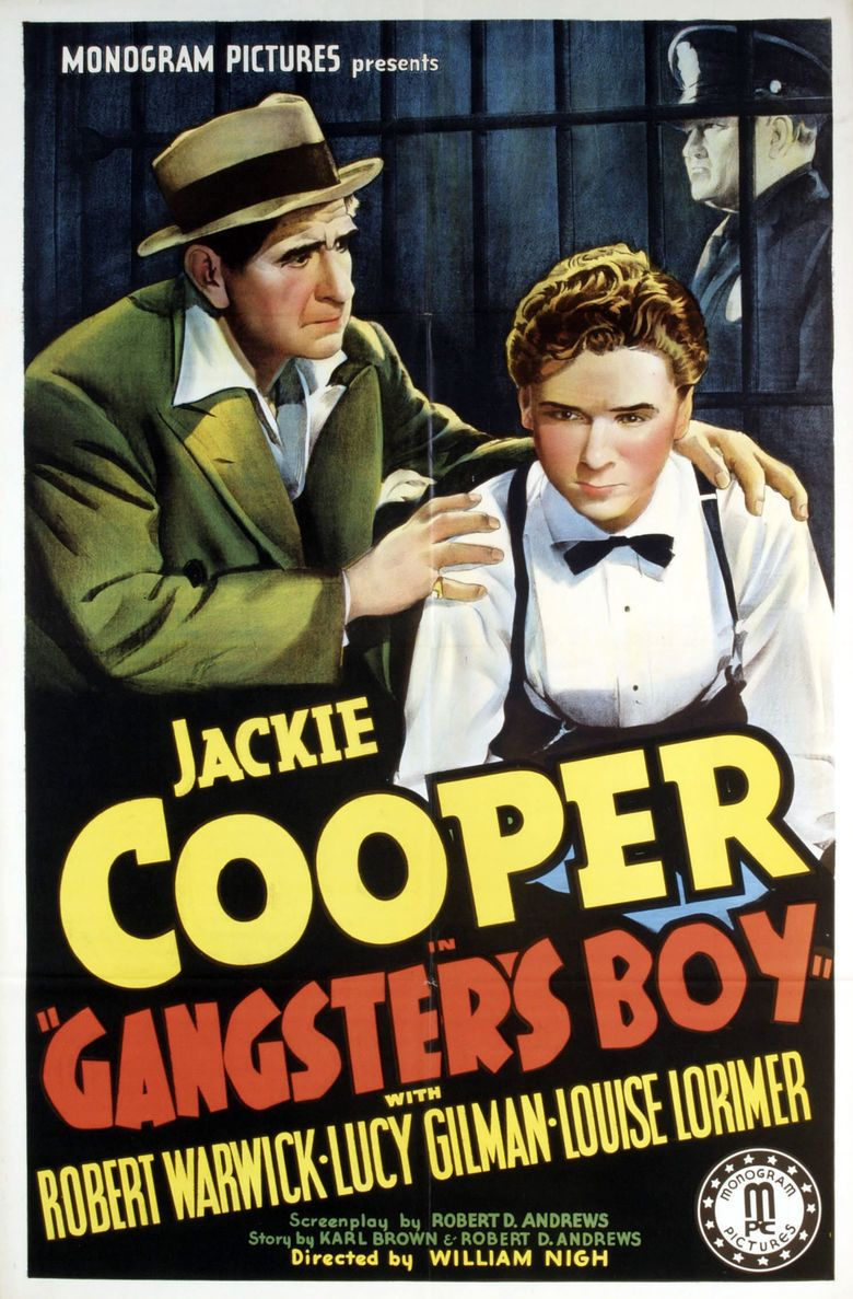 Gangsters Boy movie poster