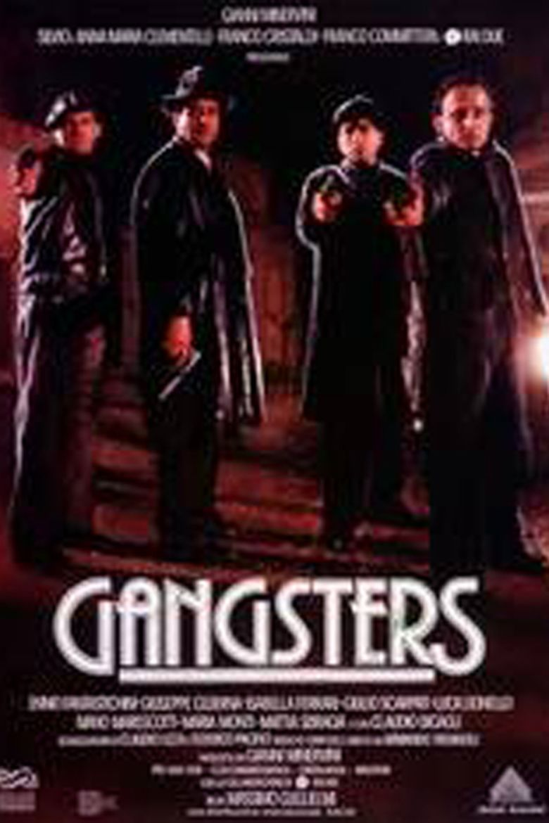 Gangsters (film) movie poster