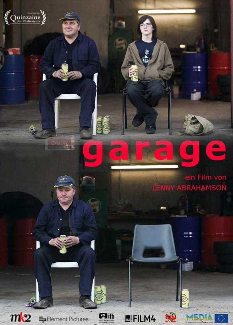 Garage (film) movie poster