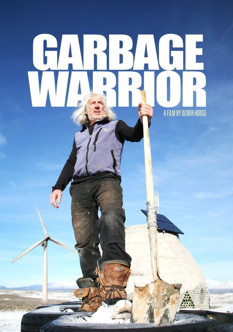 Garbage Warrior movie poster
