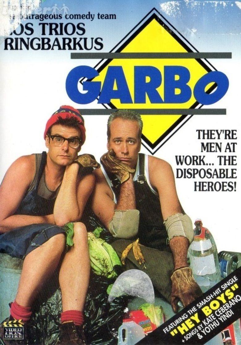 Garbo (film) movie poster