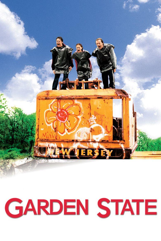 Garden State (film) movie poster