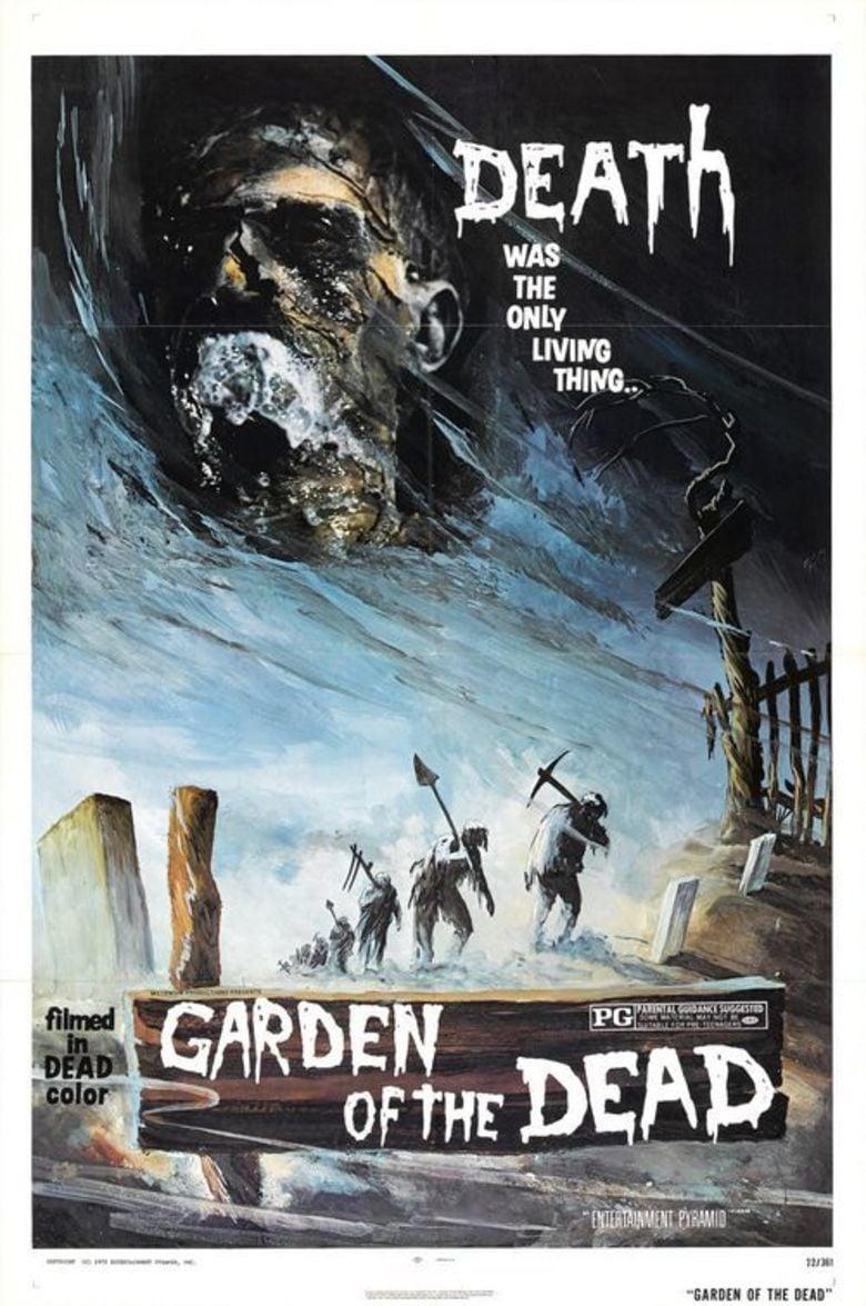 Garden of the Dead movie poster
