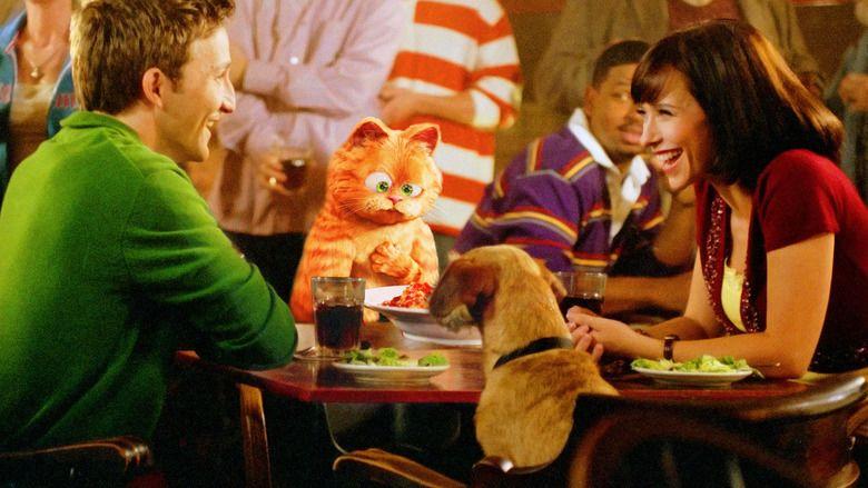 Garfield: A Tail of Two Kitties movie scenes