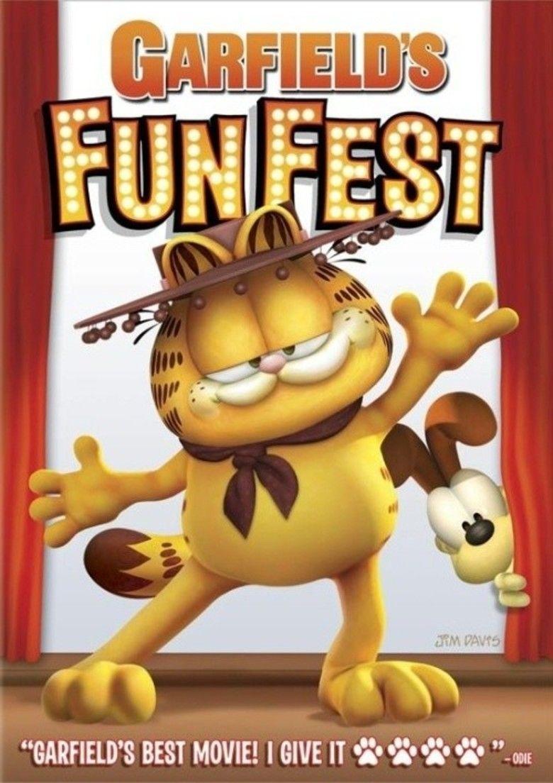Garfields Fun Fest movie poster