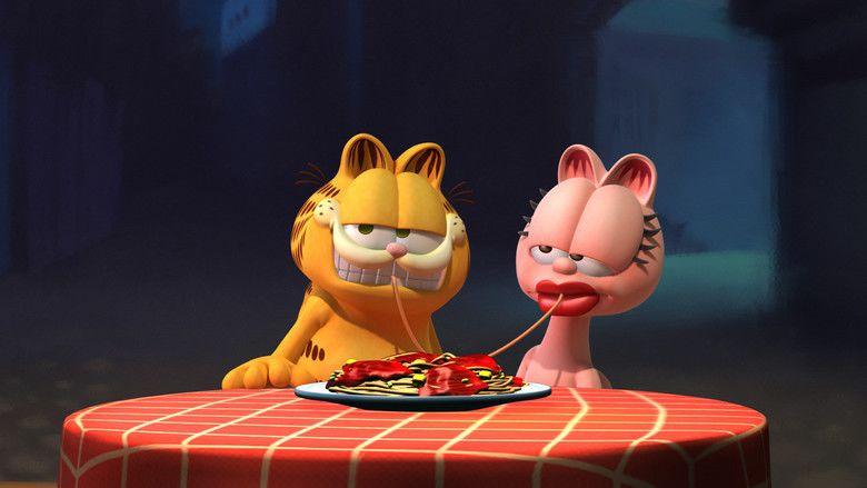 Garfields Fun Fest movie scenes