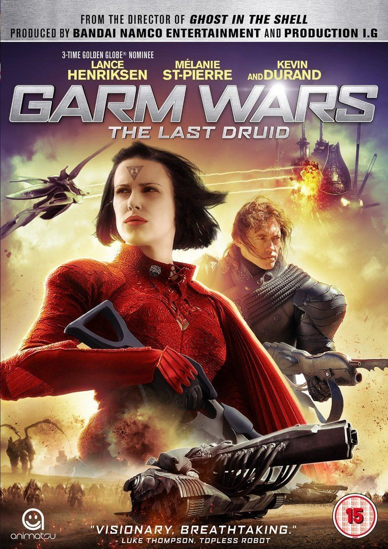 Garm Wars: The Last Druid movie poster