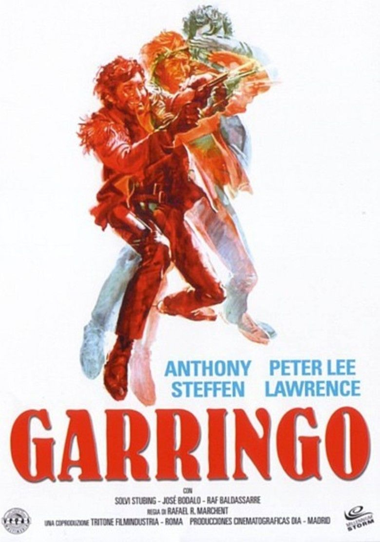 Garringo movie poster