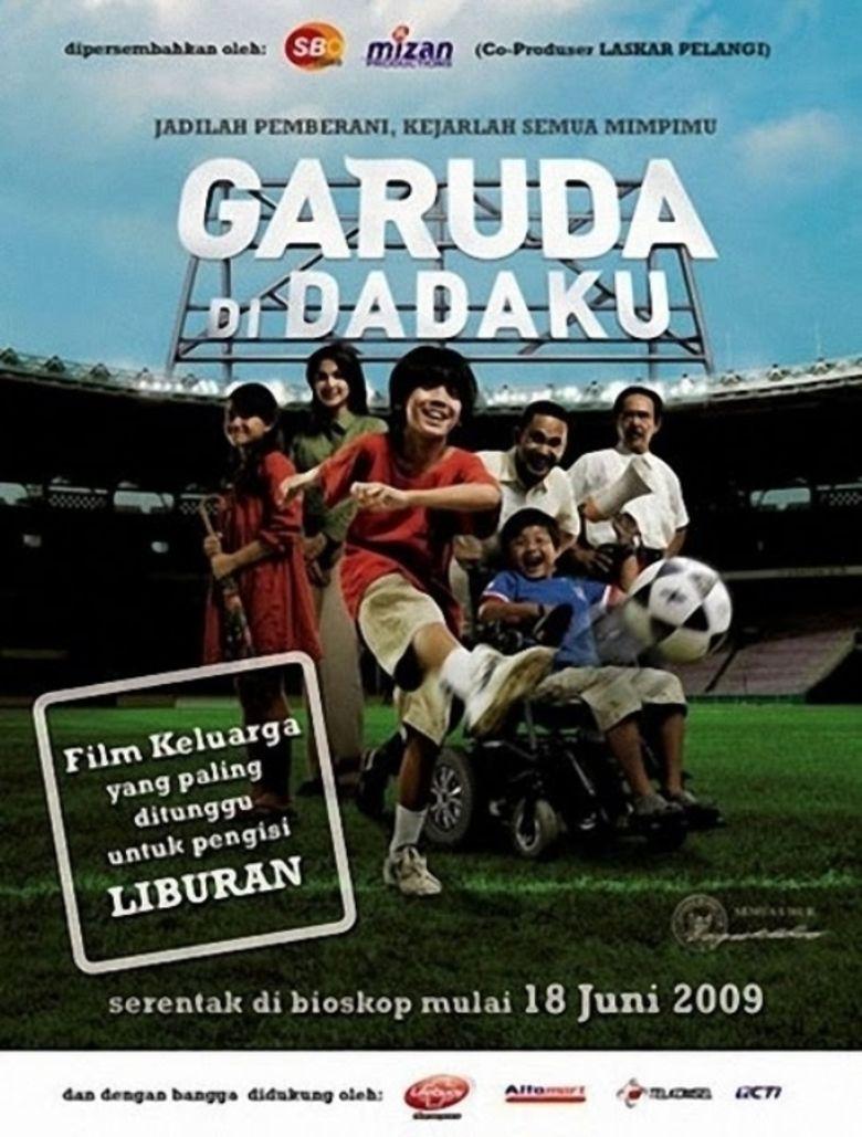 Garuda Di Dadaku Alchetron The Free Social Encyclopedia