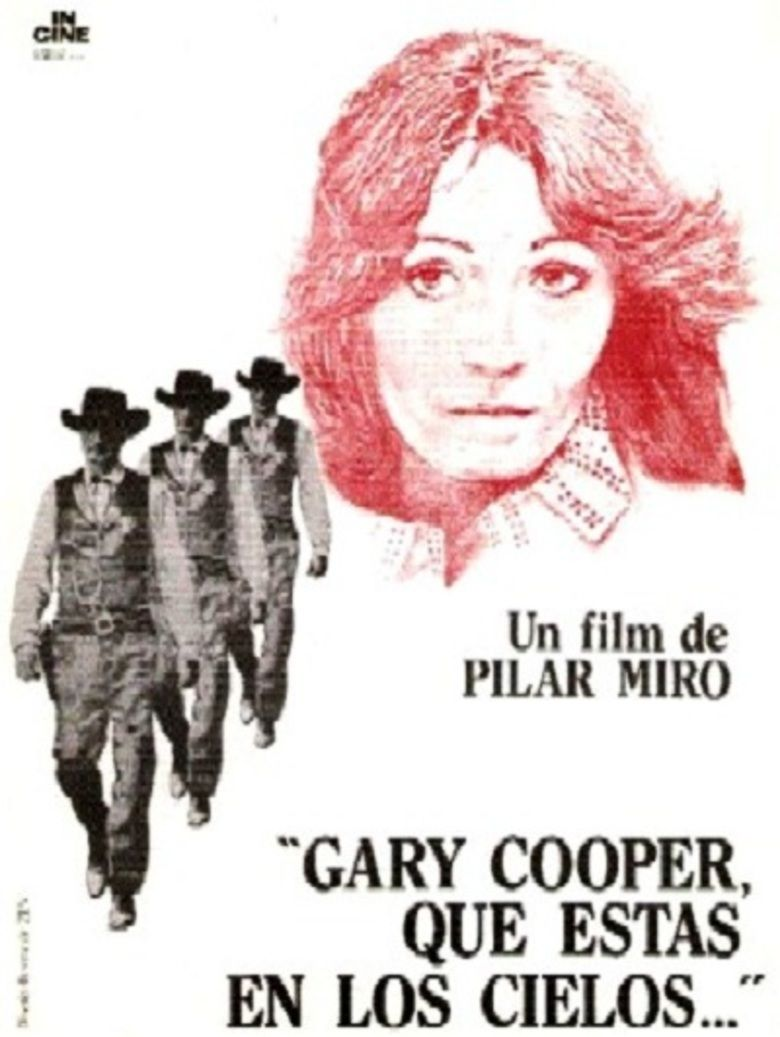 Gary Cooper, Who Art in Heaven movie poster