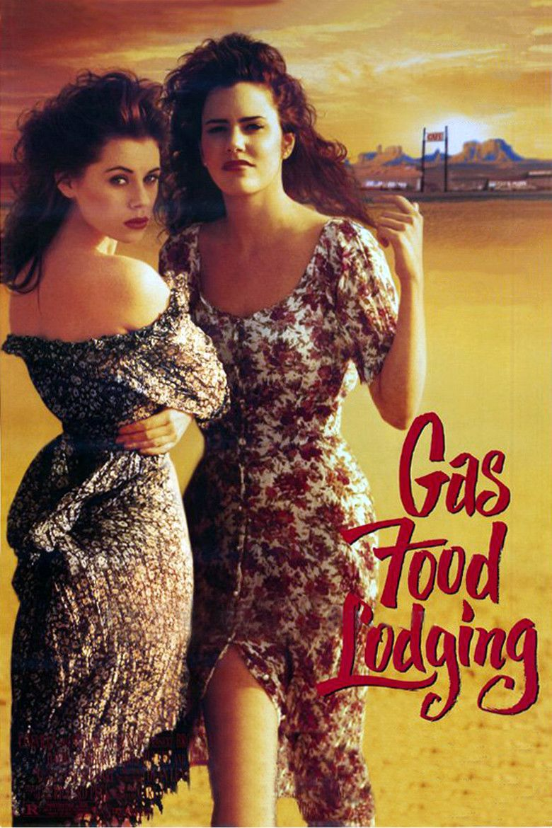 Gas Food Lodging movie poster