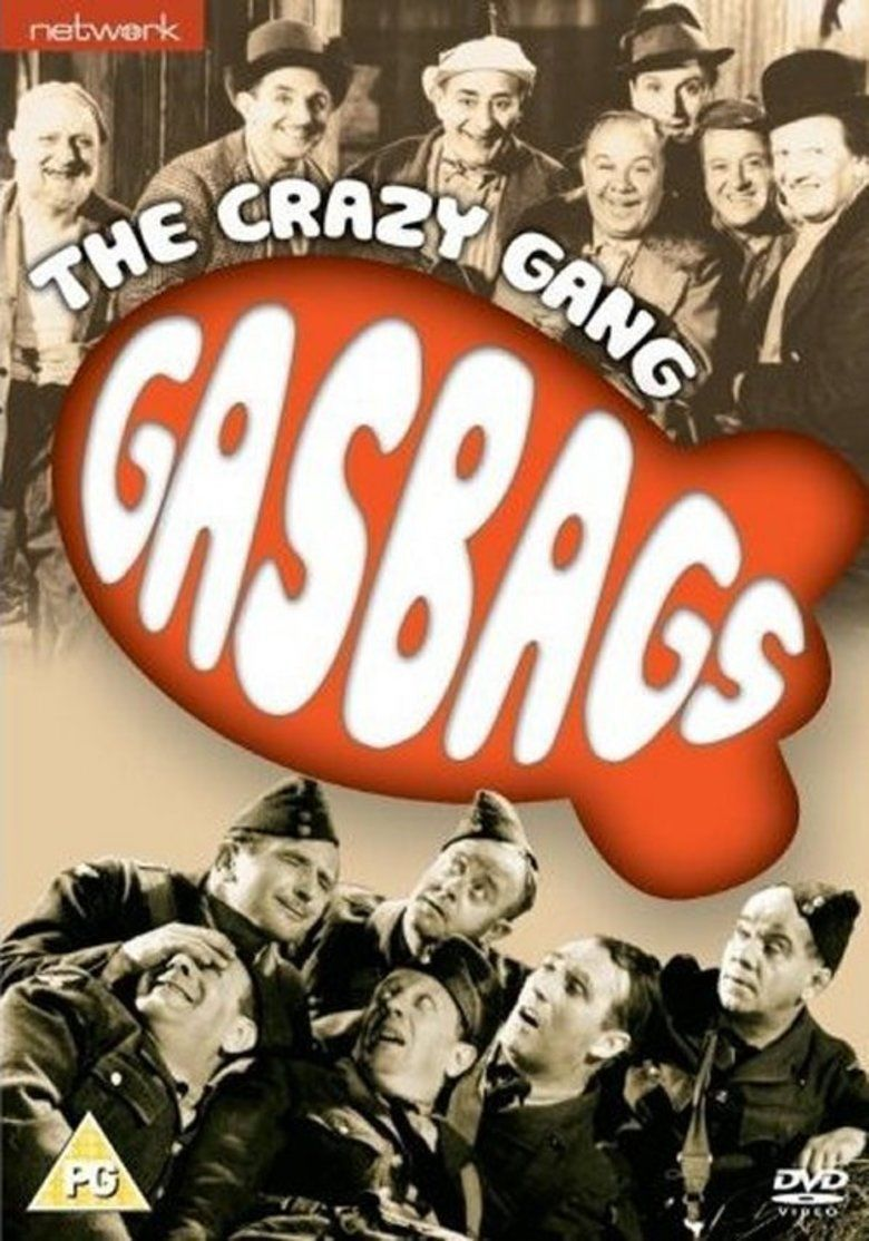 Gasbags movie poster