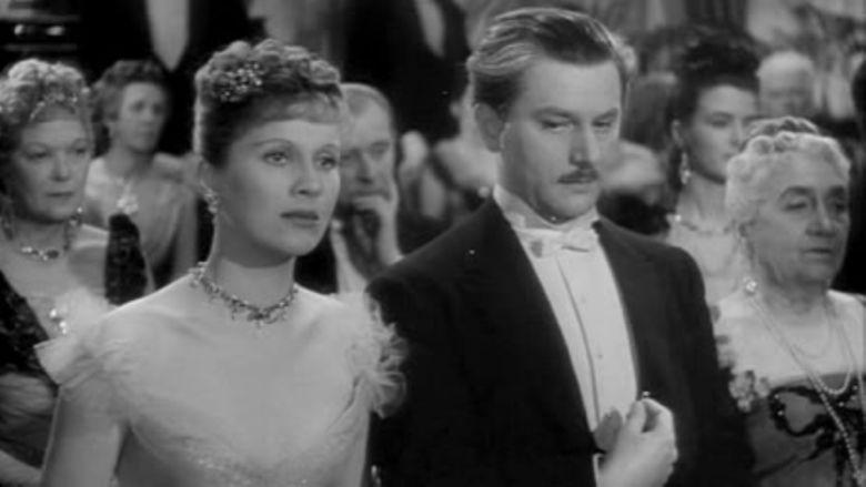 Gaslight (1940 film) movie scenes