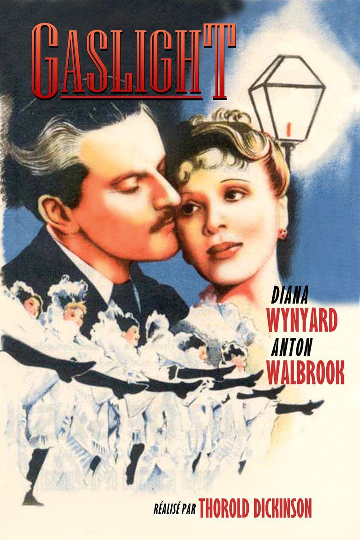Gaslight (1940 film) movie poster