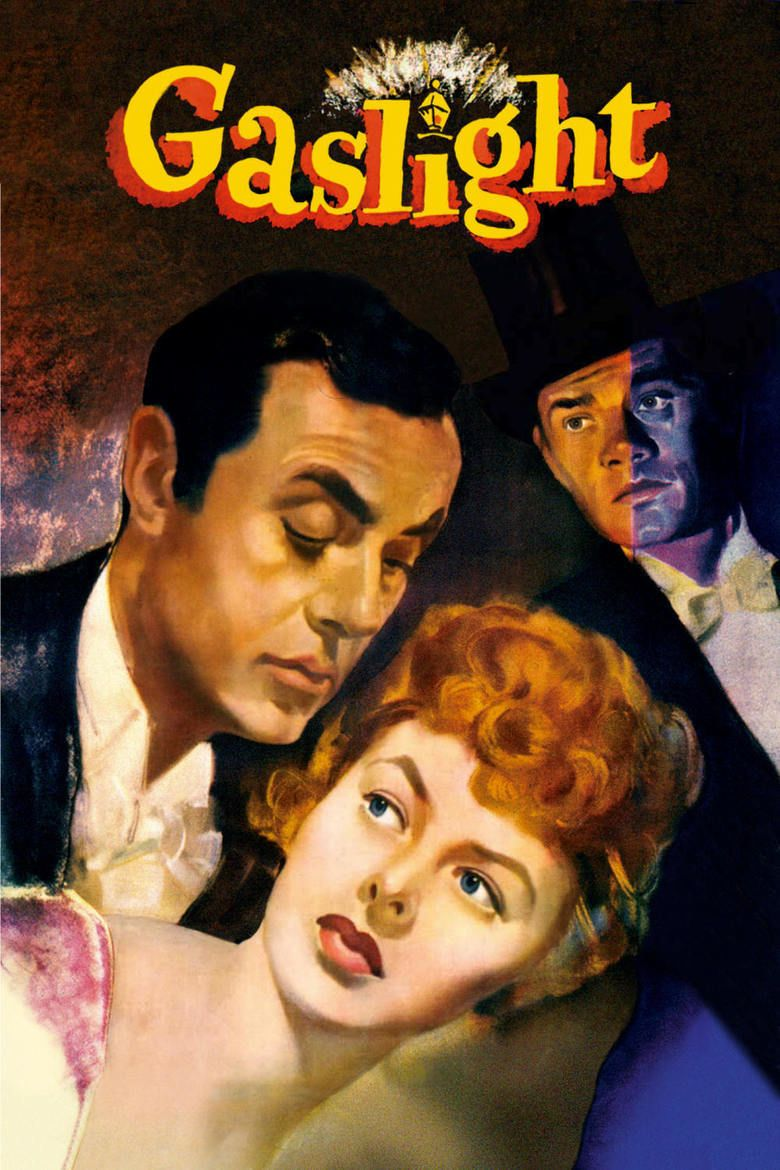Gaslight (1944 film) movie poster