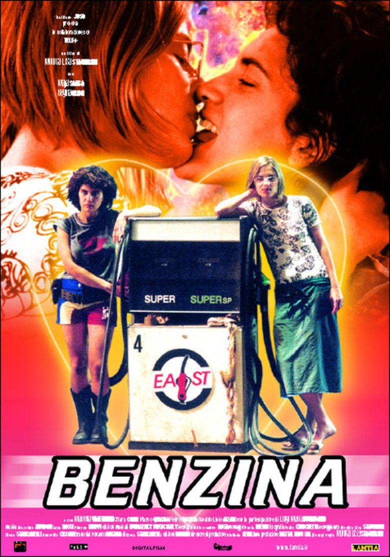Gasoline (film) movie poster