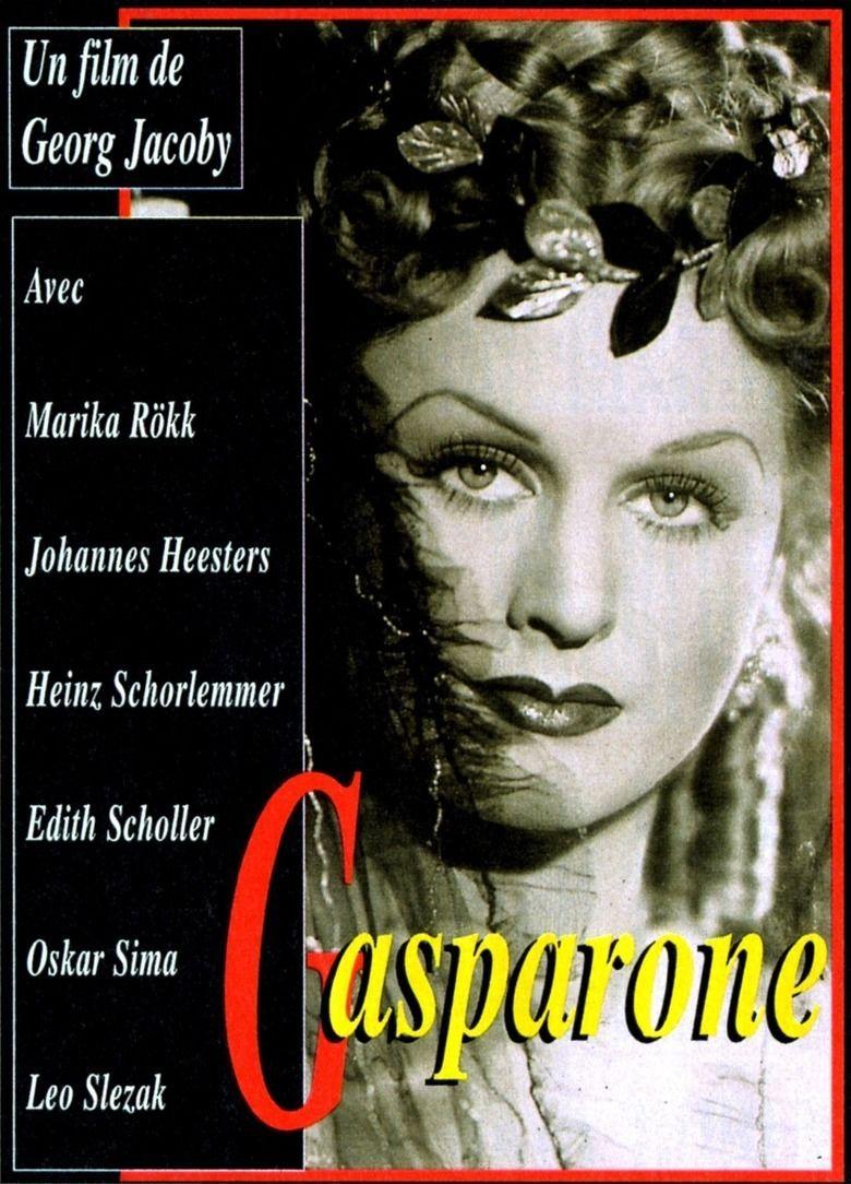 Gasparone (film) movie poster