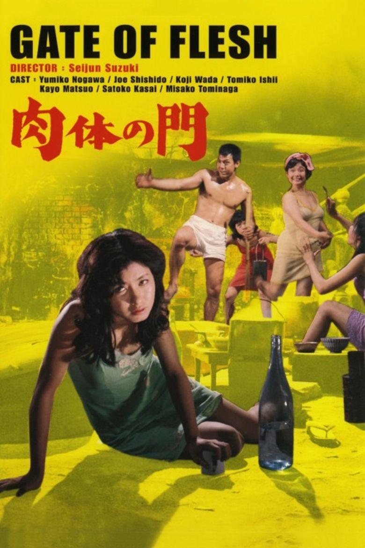 Gate of Flesh movie poster