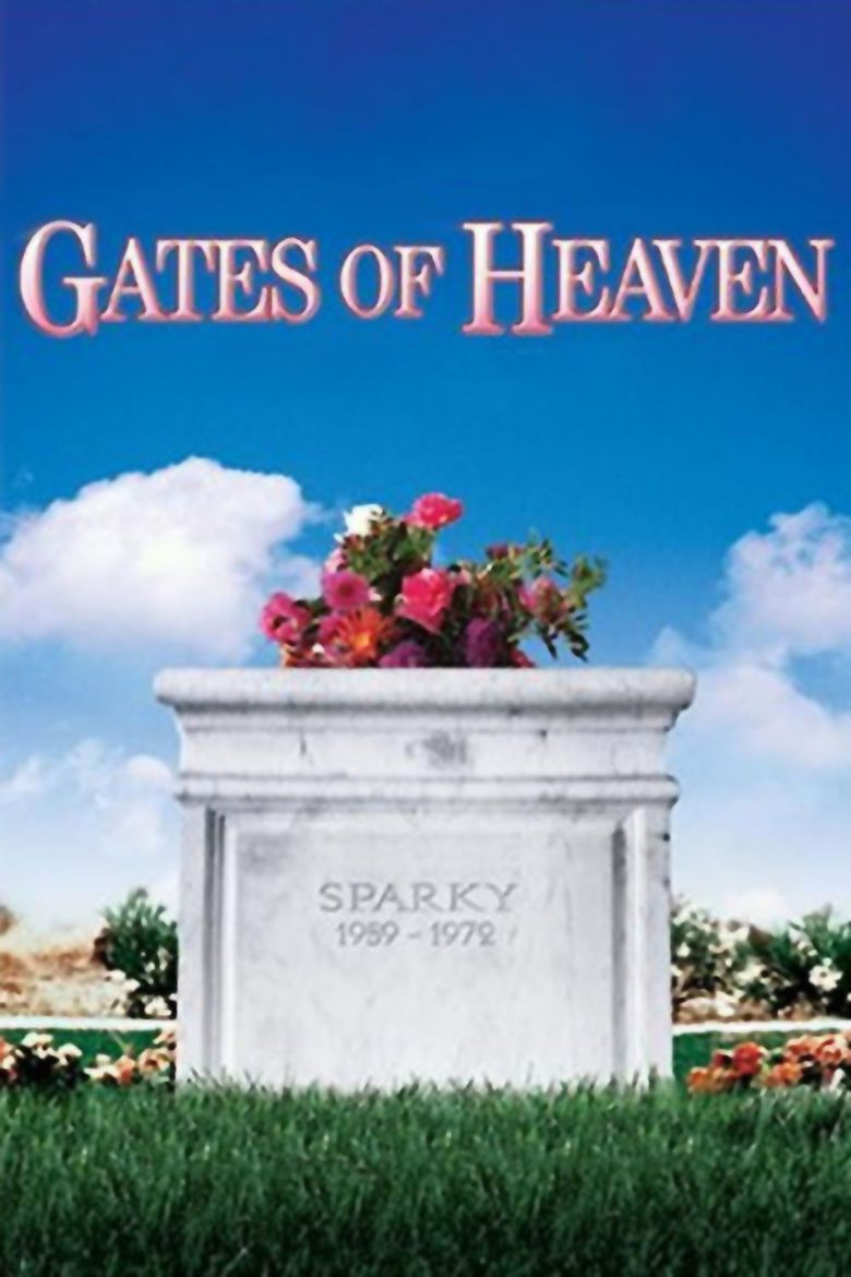 Gates of Heaven movie poster