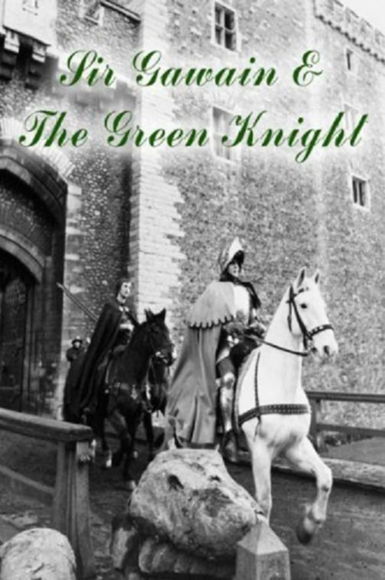 Gawain and the Green Knight (film) movie poster