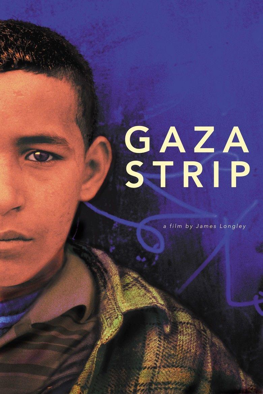Gaza Strip (film) movie poster