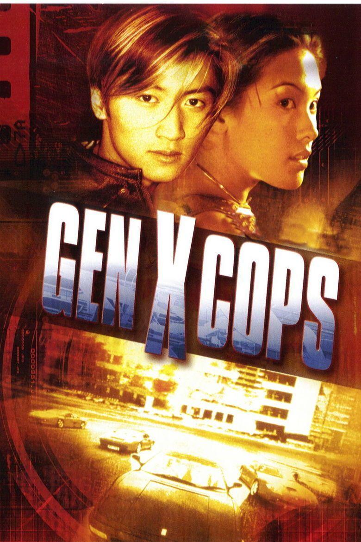 Gen X Cops movie poster