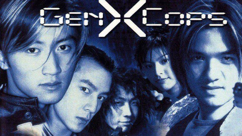 Gen X Cops movie scenes
