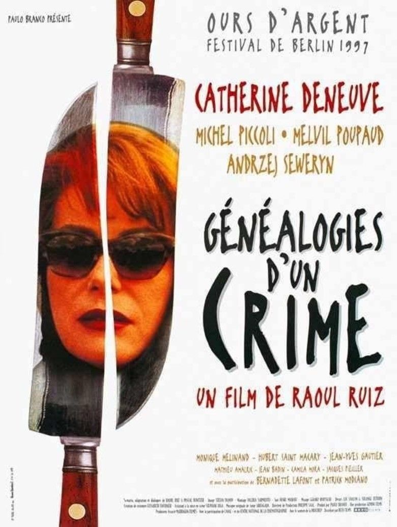 Genealogies of a Crime movie poster