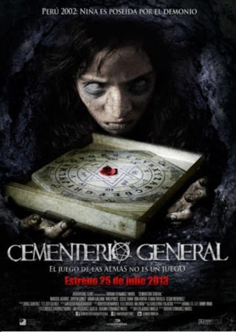 General Cemetery movie poster