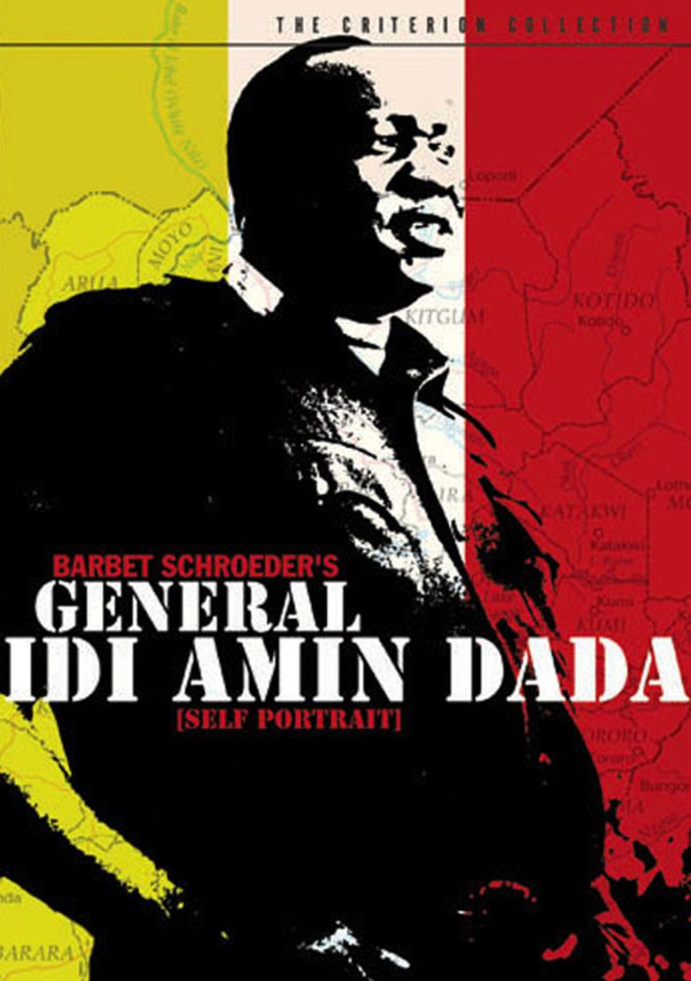 General Idi Amin Dada: A Self Portrait movie poster