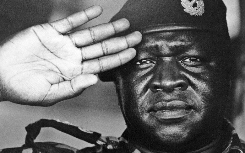 General Idi Amin Dada: A Self Portrait movie scenes