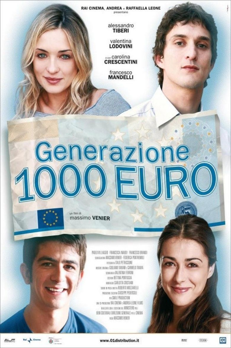 Generation 1000 Euros movie poster