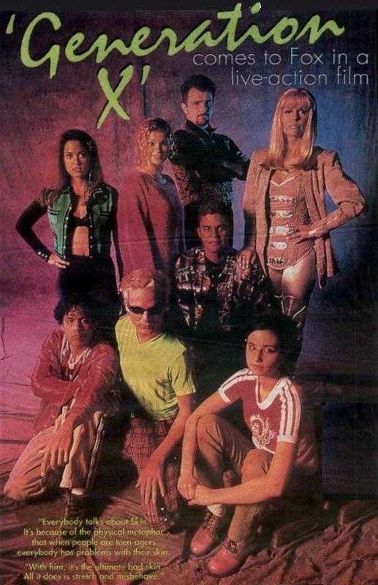 Generation X (film) movie poster