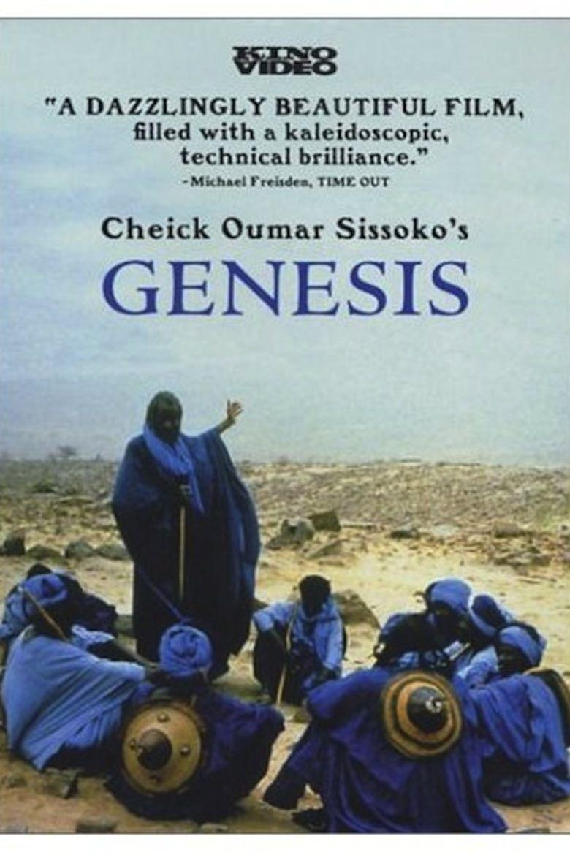 Genesis (1999 film) movie poster