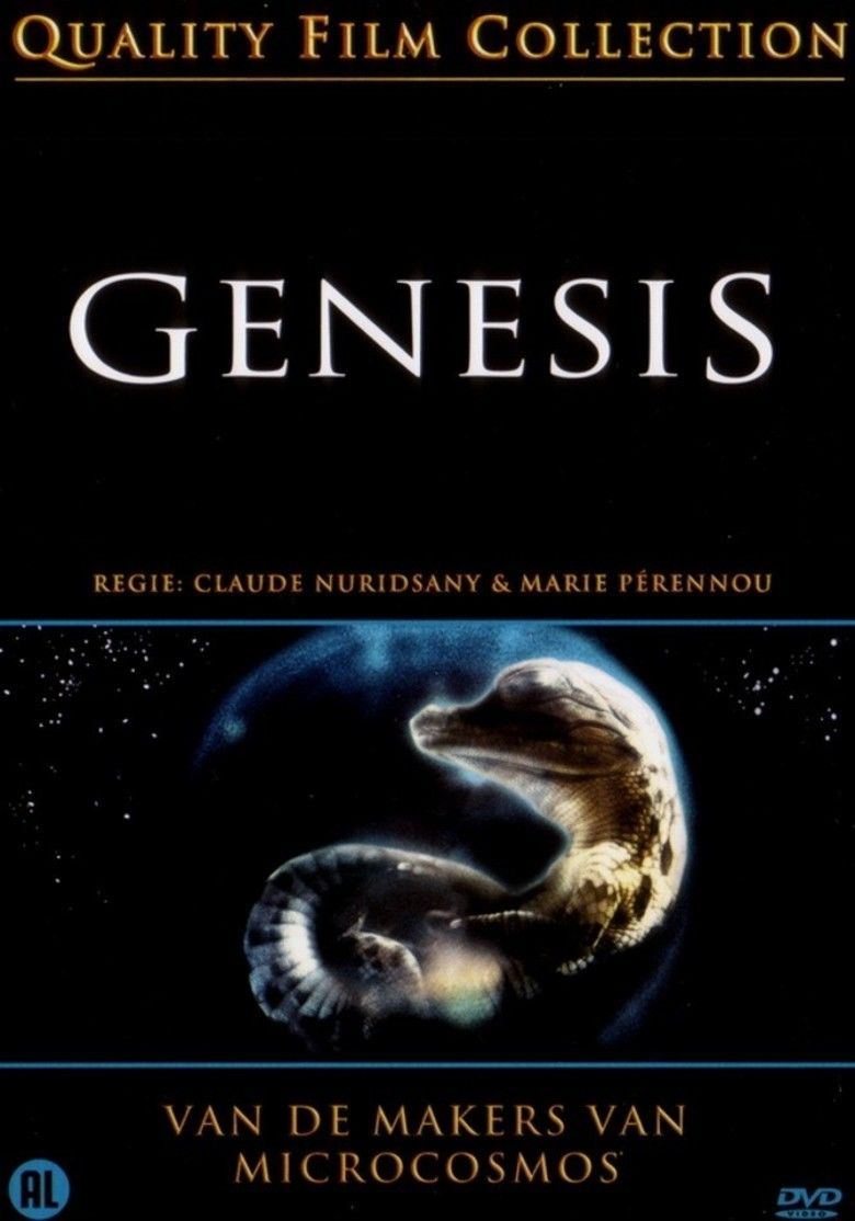 Genesis (2004 film) movie poster